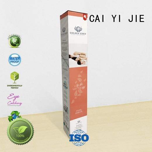 extra custom cardboard boxes color printing for retail