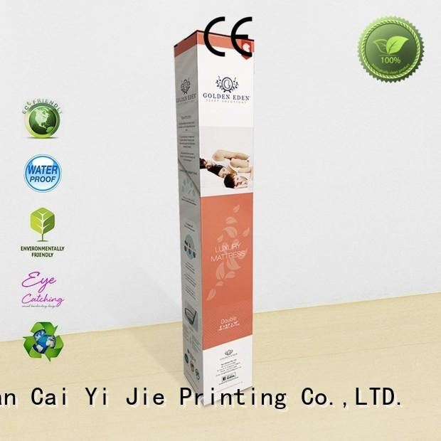 CAI YI JIE Brand cardboard packaging manufacture