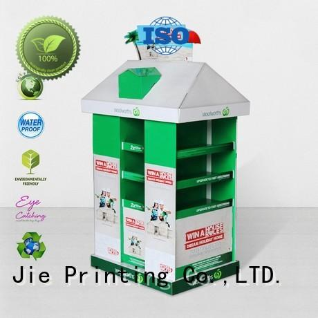 fsdu free standing display sales for chain store CAI YI JIE