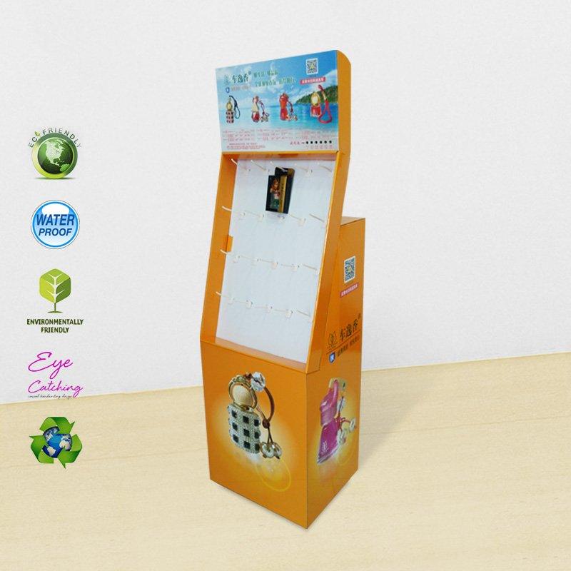 CAI YI JIE Automotive Perfume Paper Shelves Displays Stand Cardboard Hook Display image29