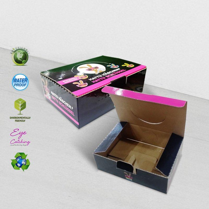Cardboard Ready Packaging Displays Of Commodity For Sale