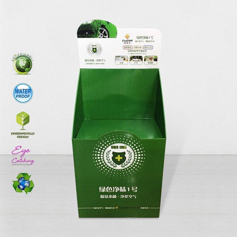 Cardboard Dumpbin For Supermarket