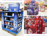 Quality CAI YI JIE Brand counter hook display stand printing supermarket