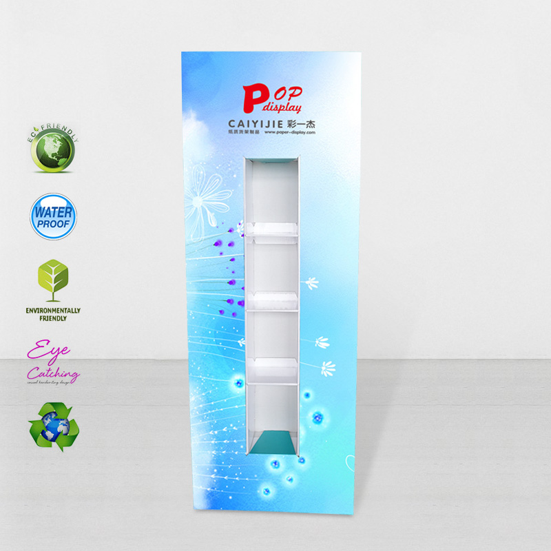 CAI YI JIE POP Up Free Stand Cardboard Standee For Advertising Cardboard Lama standee image1