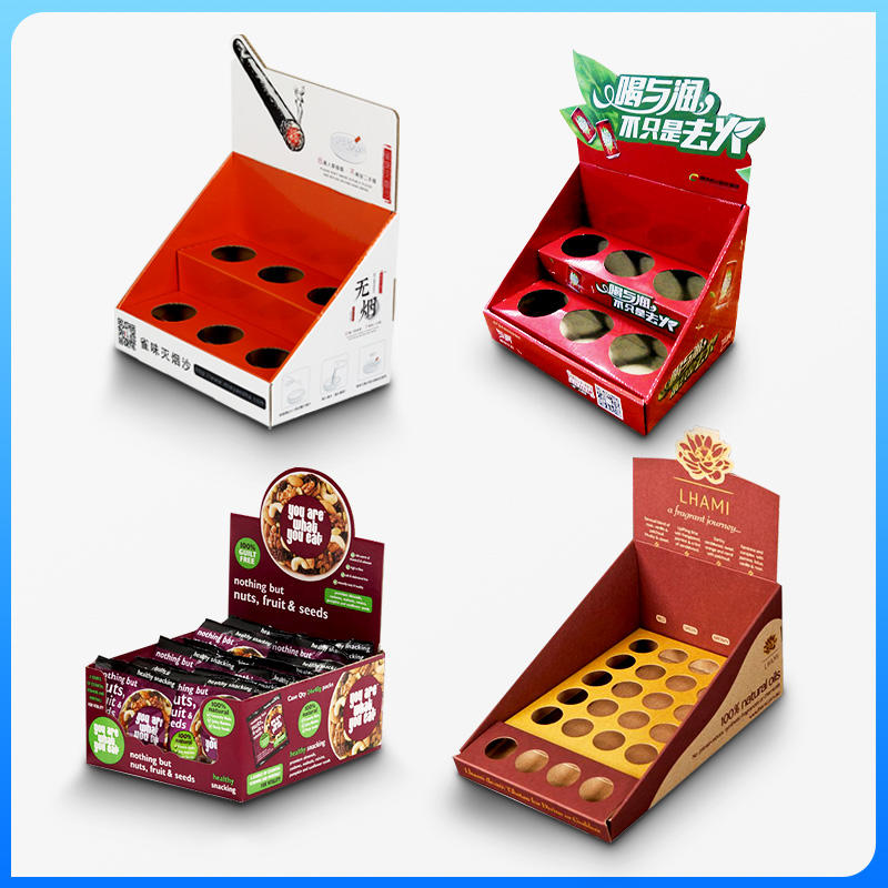 POS point of sales counter display box