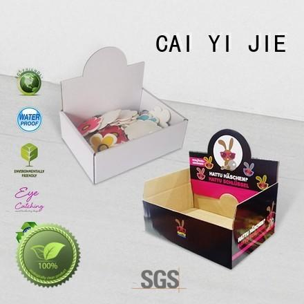 grocery small cardboard display boxes inquire now for products