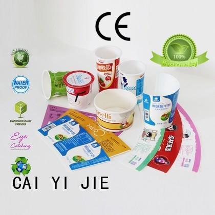 CAI YI JIE cardboard box supplier paper for mattress display