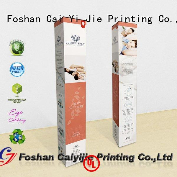 CAI YI JIE cardboard packaging