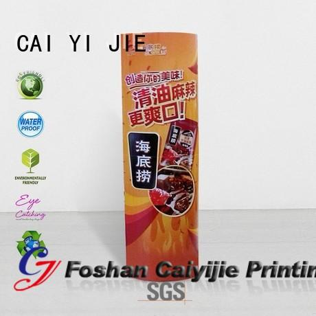 CAI YI JIE at discount display lama wholesale for marketing