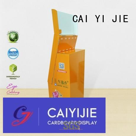counter hook display stand stands marketing full Warranty CAI YI JIE