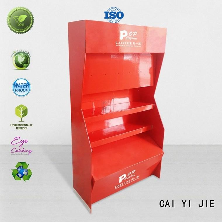 retailing point of purchase displays osram for supermarket CAI YI JIE