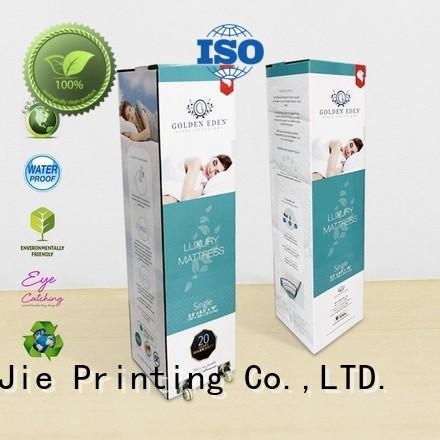 factory price cardboard box manufacturers printed packaging box for yogurt display