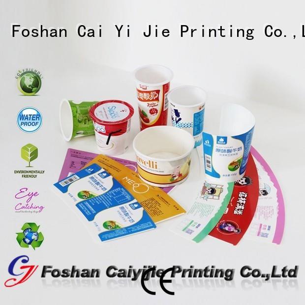 Quality CAI YI JIE Brand cardboard packaging