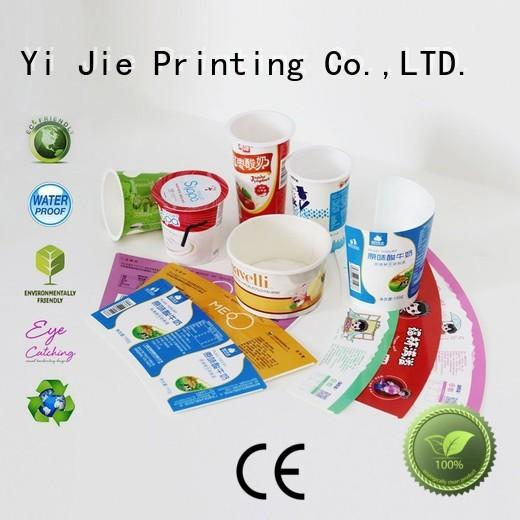 CAI YI JIE factory price cardboard box manufacturers for cup display