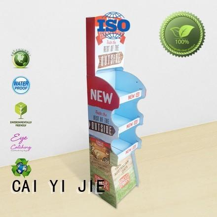 stainless tube cardboard floor products