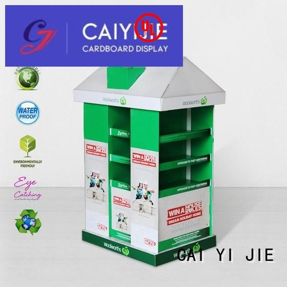 carton pallet cardboard pallet stands for shop