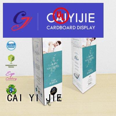 Wholesale cardboard packaging CAI YI JIE Brand