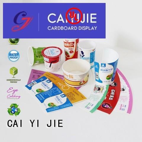 corrugated cardboard boxes Warranty CAI YI JIE