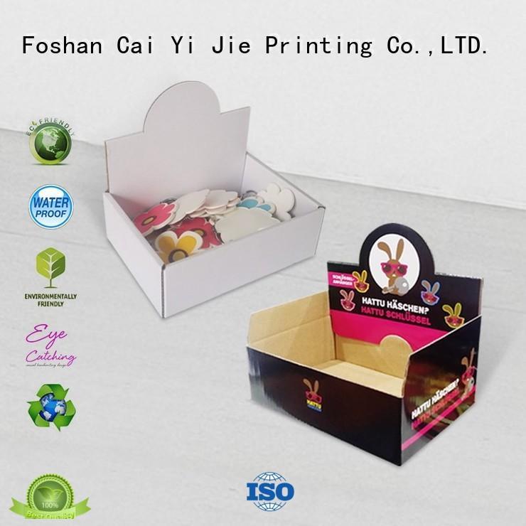 commoditycardboard book display boxeshot-salefor marketing