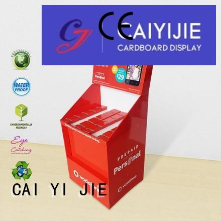 display marketing hook display stand hook CAI YI JIE Brand company