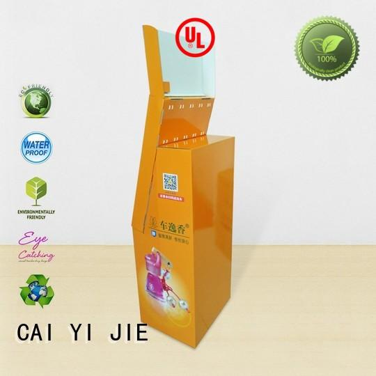 stair cardboard products wholesale for perfume CAI YI JIE