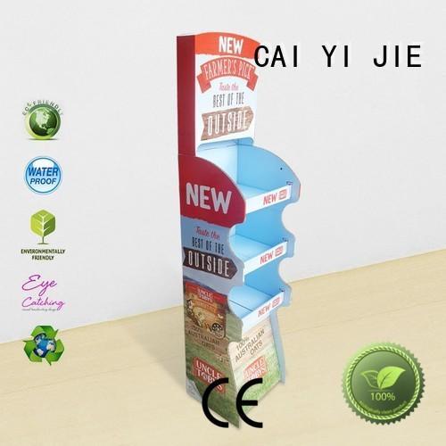 cardboard greeting card display stand step cardboard stand stand company