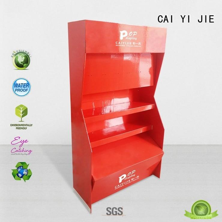 Special Cardboard Modeling Display For Promotion