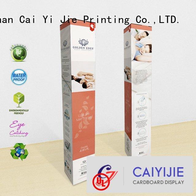 corrugated cardboard boxes cardboard packaging CAI YI JIE