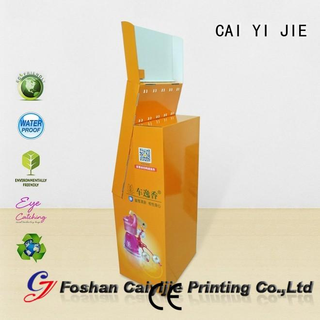 counter hook display stand supermarket stands full CAI YI JIE Brand