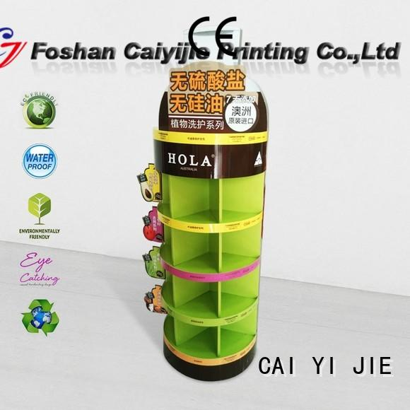 CAI YI JIE floor display point for led light