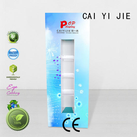 POP Up Free Stand Cardboard Standee For Advertising