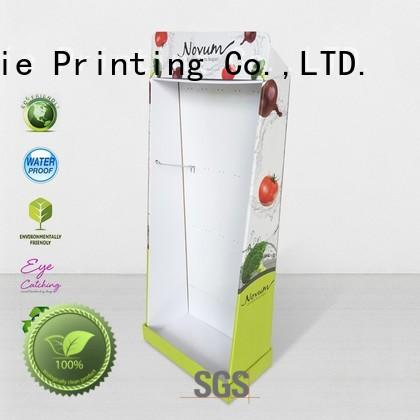 CAI YI JIE multifunctional point of sale display stands forbottle