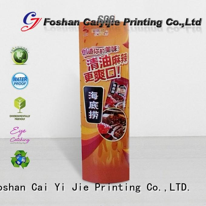 CAI YI JIE on-sale lama point of sale for goods