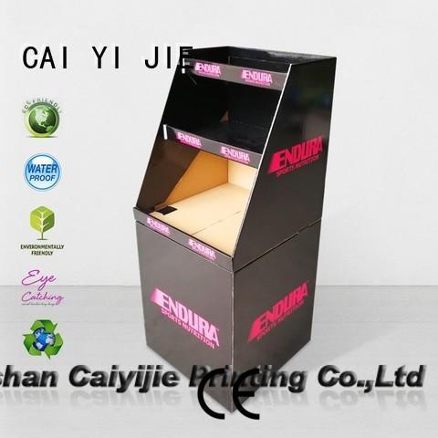 cardboard dump bins for retail commodities corrugated dumpbin daily company