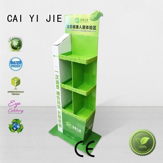 heavy custom display for beer CAI YI JIE