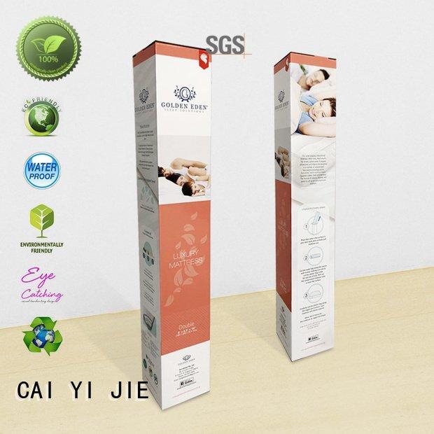 CAI YI JIE cardboard packaging
